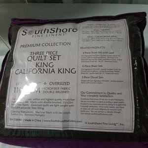 Bedding Calf King (Quilt)